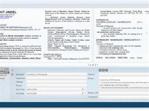 resume parsing software tempworks staffing software resume parsing