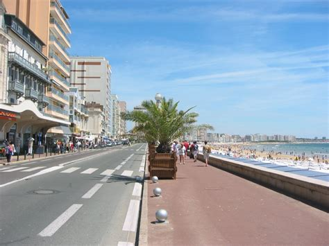les sables d olonne panoramio photo of les sables d olonne le remblai