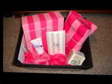 Bridal Shower Gifts by Bridal Shower Gift Ideas For The