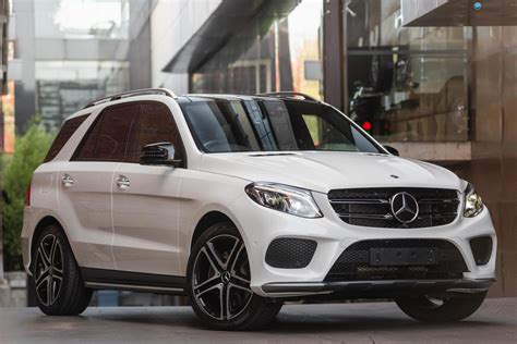 Perhaps the most valuable trait of the new gle. 2018 Mercedes-Benz GLE-Class W166 GLE43 AMG Wagon 5dr 9G ...
