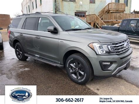 Ford Expedition Road by New 2019 Ford Expedition Xlt Road Pack Navigation