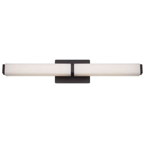 modern forms lighting modern forms ws 3127 bz bronze vogue 27 quot dimmable led ada