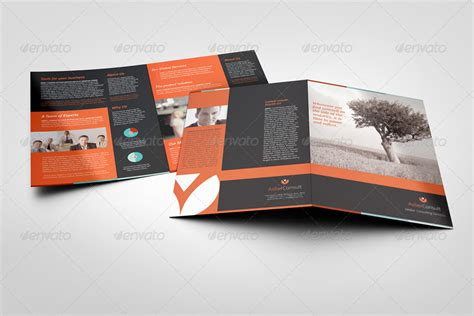 A5 Half Fold Brochure 4 Pages Brochure Templates A5 Half Fold Brochure 4 Pages Photo Included By