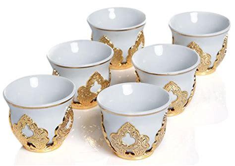 Set Of 6 Arabic Turkish Greek Coffee Mirra Porcelain Cups Turkish Coffee Maker Gorenje Mr. One-touch Coffeehouse Kettle Mr Cafetera Vector Filter Separator Health Benefits Digital Electric