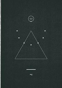 triangle of life: heaven, earth, wind, water or sun, moon ...