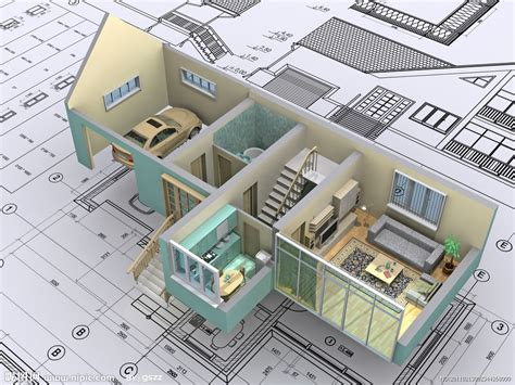 3d建筑别墅设计模型图纸设计图3d设计3d设计设计图库昵图网nipiccom