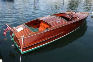 Old Wooden Speed Boats For Sale Pictures
