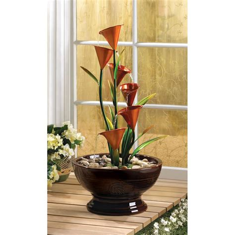 Wholesale Calla Lily Water Fountain At Koehler Home Decor Home Decorators Catalog Best Ideas of Home Decor and Design [homedecoratorscatalog.us]