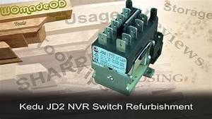 Kedu Jd2 No-volt Release Switch - A Quick Refurb
