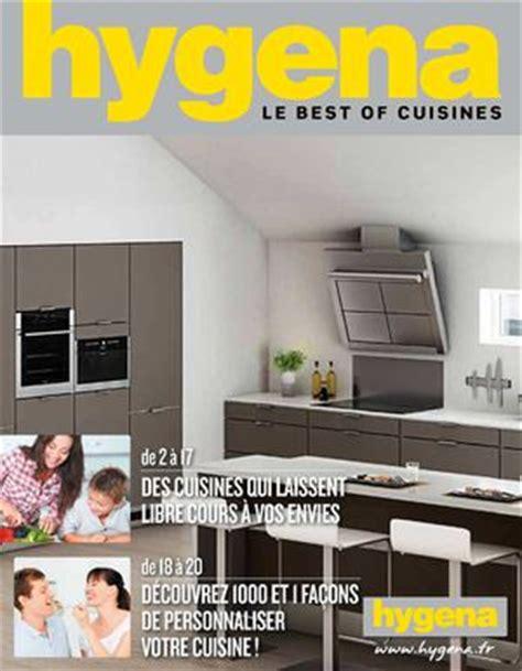 magasin cuisine plus calaméo catalogue hygena