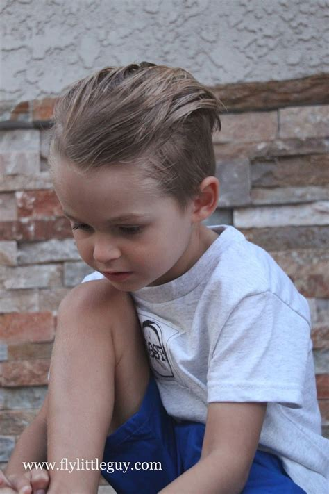 6 Year Boy Hairstyles 6 year boy hairstyles fade haircut