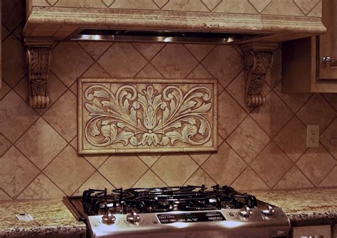 Decorative Backsplash Panels : Andersen Ceramics