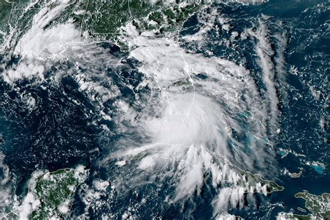 The number of tropical storms and hurricanes increases substantially in august, peaks in. Tropical Storm Sally forms off Florida's Gulf Coast