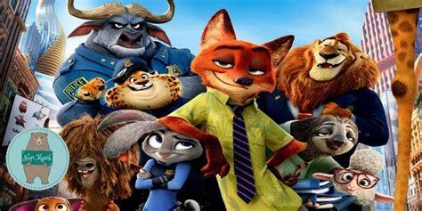 Zootropolis, a modern emlősök fővárosa, varázslatos hely. Zootropolis 2 Teljes Film Magyarul