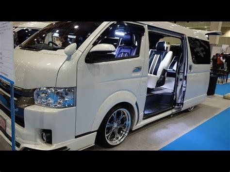 Toyota Hiace 4k Wallpapers by 4k Feel Toyota Hiace V Rave8ltd Modified ハイエースカスタム 大阪