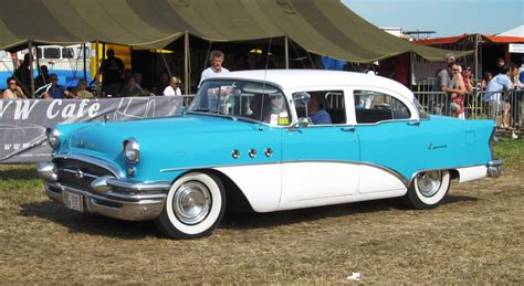 Show All Buick Models by 1955 Buick Special Information And Photos Momentcar