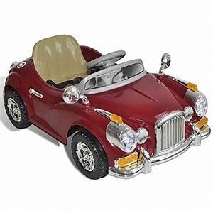 Voiture Enfant Vintage : voiture lectrique enfant pas cher les meilleurs mod les ~ Teatrodelosmanantiales.com Idées de Décoration