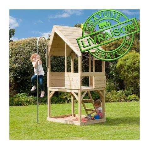 cabane maison de jardin en bois pour enfants tp play house