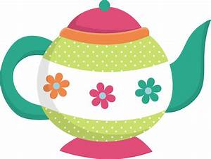 Tea Pot Clip Art - Cliparts.co