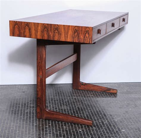 pencil desk small scaled rosewood desk with three pencil drawers by