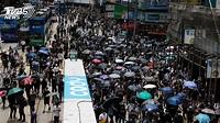 香港萬人上街抗議港版國安法 日本盼中國明智因應│TVBS新聞網