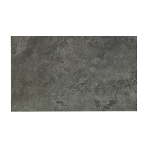 Oscano Graphite Stone effect Ceramic Wall & floor tile