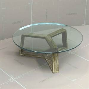 west elm ion tables 3d model formfonts 3d models textures With west elm glass coffee table