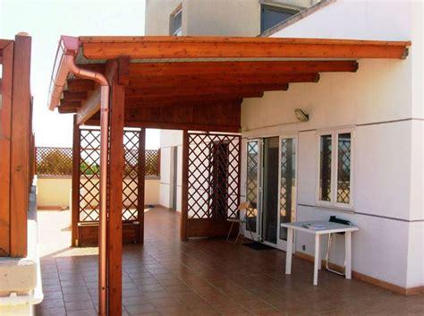 coperture terrazzi in legno copertura terrazzo in legno pergole e tettoie da