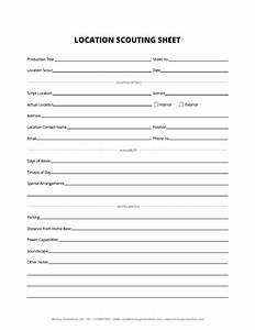 Football Scouting Template