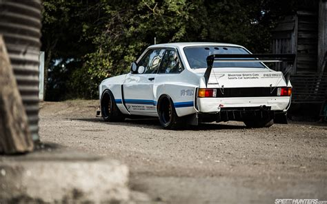 ford escort race car rs hd wallpaper cars