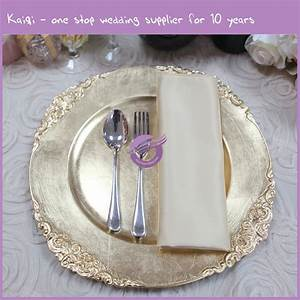 list manufacturers of gold plastic charger plates With decorative plastic plates for wedding
