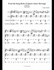 From the Song Book of Queen Anne's Revenge - Song No.9 ...