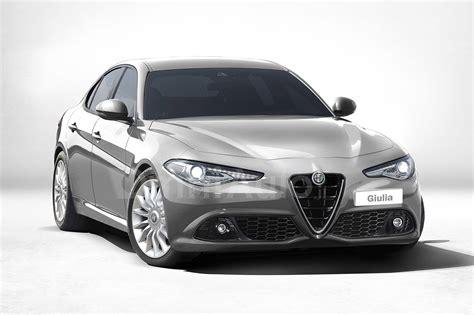 2018 Alfa Romeo Giulia Imagined As An Entry Level Model
