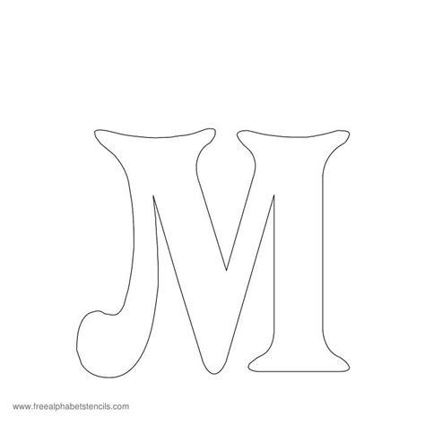 decorative letter  templates printable