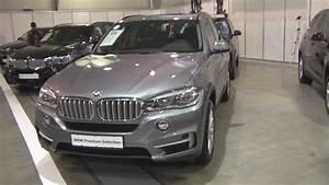 Bmw X5 40d : bmw x5 xdrive 40d space grey 2015 exterior and interior in 3d youtube ~ Gottalentnigeria.com Avis de Voitures