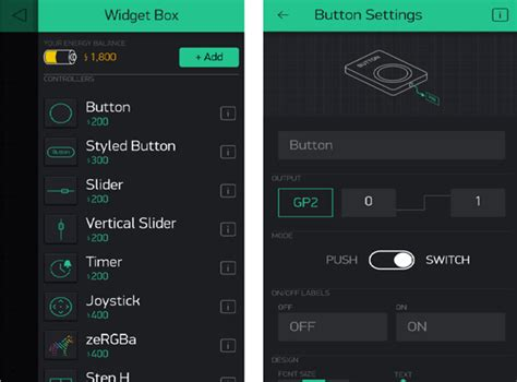 iot home automation project  blynk app  esp