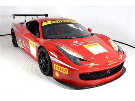 In 2017 won the series with an impressive 9 wins in 10 races. 2012 Ferrari 458 Challenge For Sale   GC-25837   GoCars