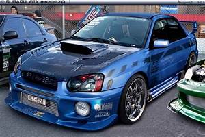 The Total Tuning  Subaru Impreza