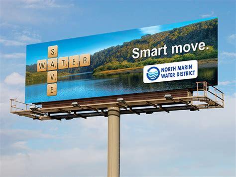 Outdoor Advertising  Branding  Marin County  Works Of