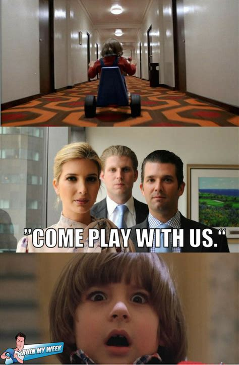funny shining meme trump enjoy internet plenty today relax hacve probably entire since