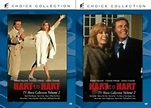 HART TO HART TV MOVIE COLLECTION VOL 1 + 2 New DVD All 8 ...