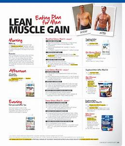 Eating Plan For Gaining Lean Muscle Mass  Blue Treasure Sea Salt  Body Wraps To Lose Weight For Sale