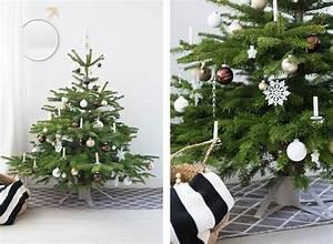 Weihnachtsbaum Geschmückt Modern : unser weihnachtsbaum kommt mit der post sinnenrausch der kreative diy blog f r wohnsinnige ~ A.2002-acura-tl-radio.info Haus und Dekorationen