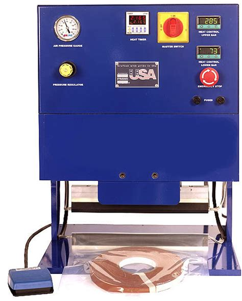 heat sealing packaging machinery thermal impulse heat sealers vacuum sealers bag sealers