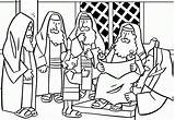 Jesus Temple Coloring Pages Bible Synagogue Finding Teaching Boy Drawing Crafts Clipart Preschool Sunday Activities Luke Craft Lessons Visits Story sketch template
