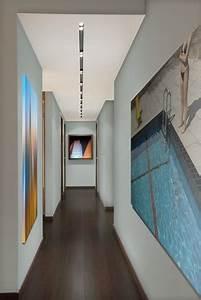 Idee Deco Couloir Peinture : d co couloir et entr e 22 inspirations s lectionn es pour vous entr e couloir couloir ~ Melissatoandfro.com Idées de Décoration