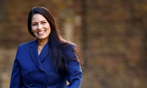 I will shake up immigration, says PRITI PATEL - Pre Coin News