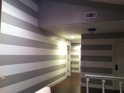 Painting Horizontal Lines/Stripes on the Interior - Modern