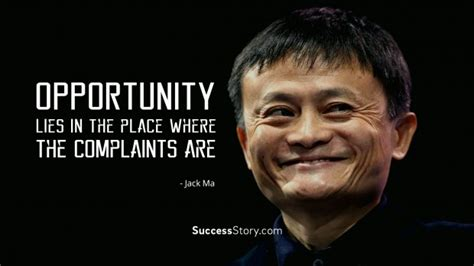 opportunity lies