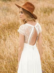 rembo styling bohemian chic bridal style in the new 2017 collection my dress uk - Brautkleider Rembo